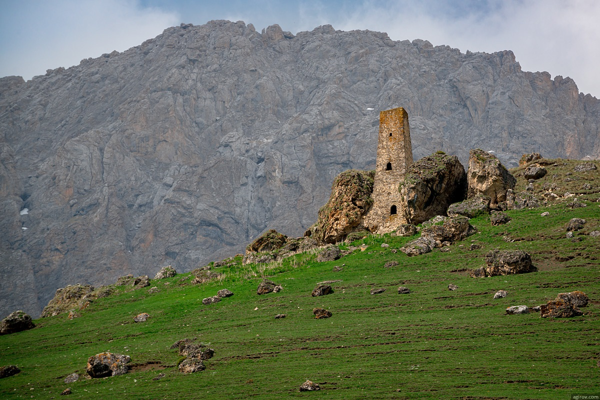 Nature of Ingushetia: Picturesque landscapes of the Republic - 43
