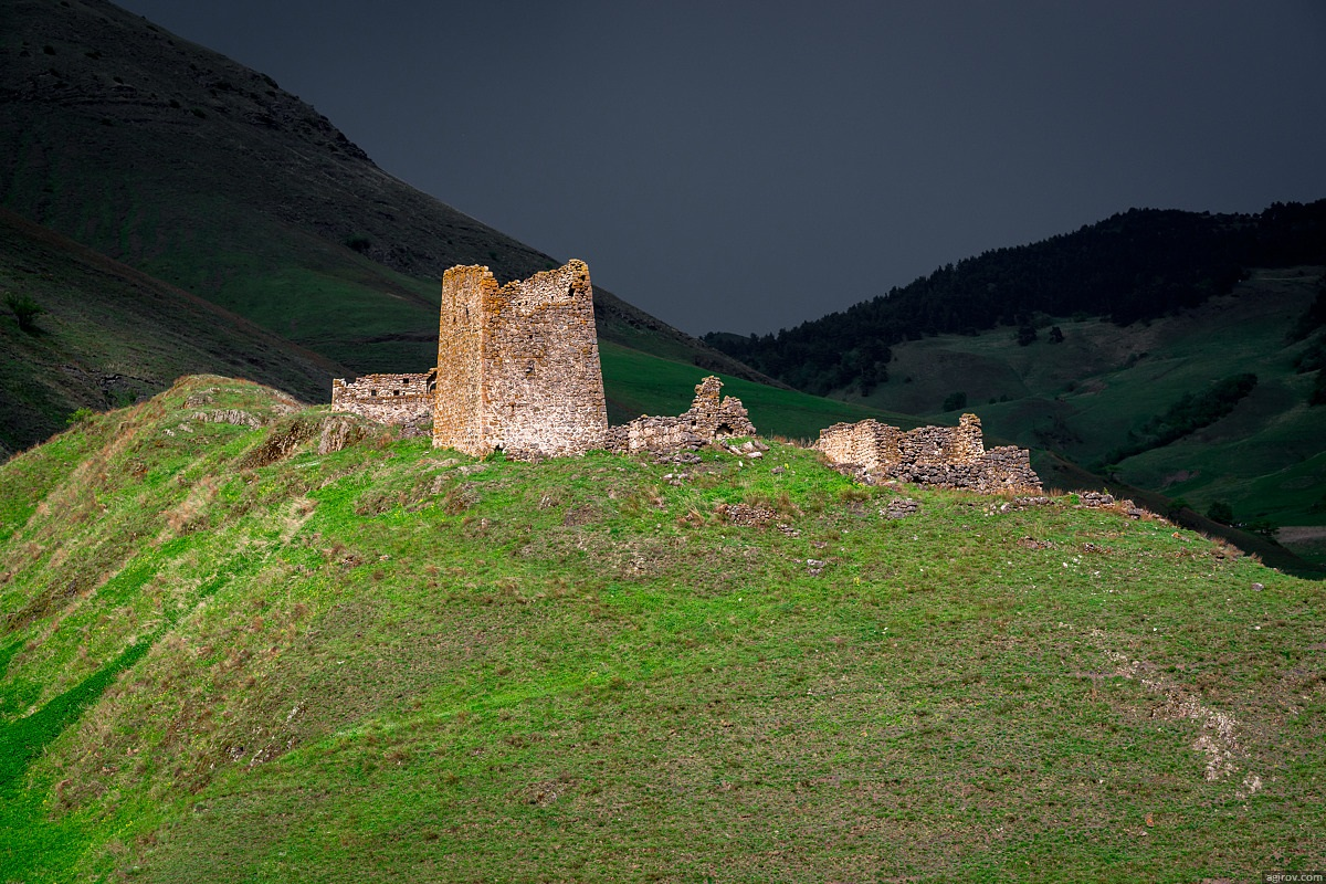 Nature of Ingushetia: Picturesque landscapes of the Republic - 44