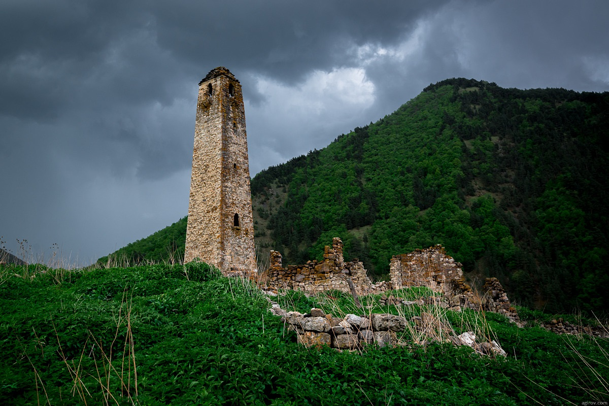 Nature of Ingushetia: Picturesque landscapes of the Republic - 45