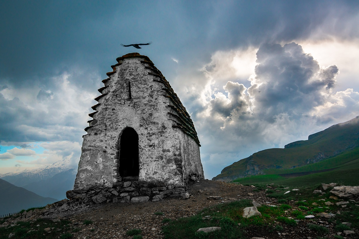 Nature of Ingushetia: Picturesque landscapes of the Republic - 47