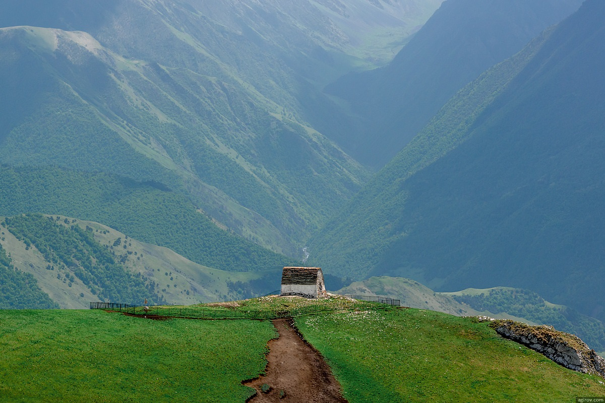 Nature of Ingushetia: Picturesque landscapes of the Republic - 50