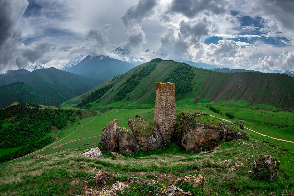 Nature of Ingushetia: Picturesque landscapes of the Republic - 52