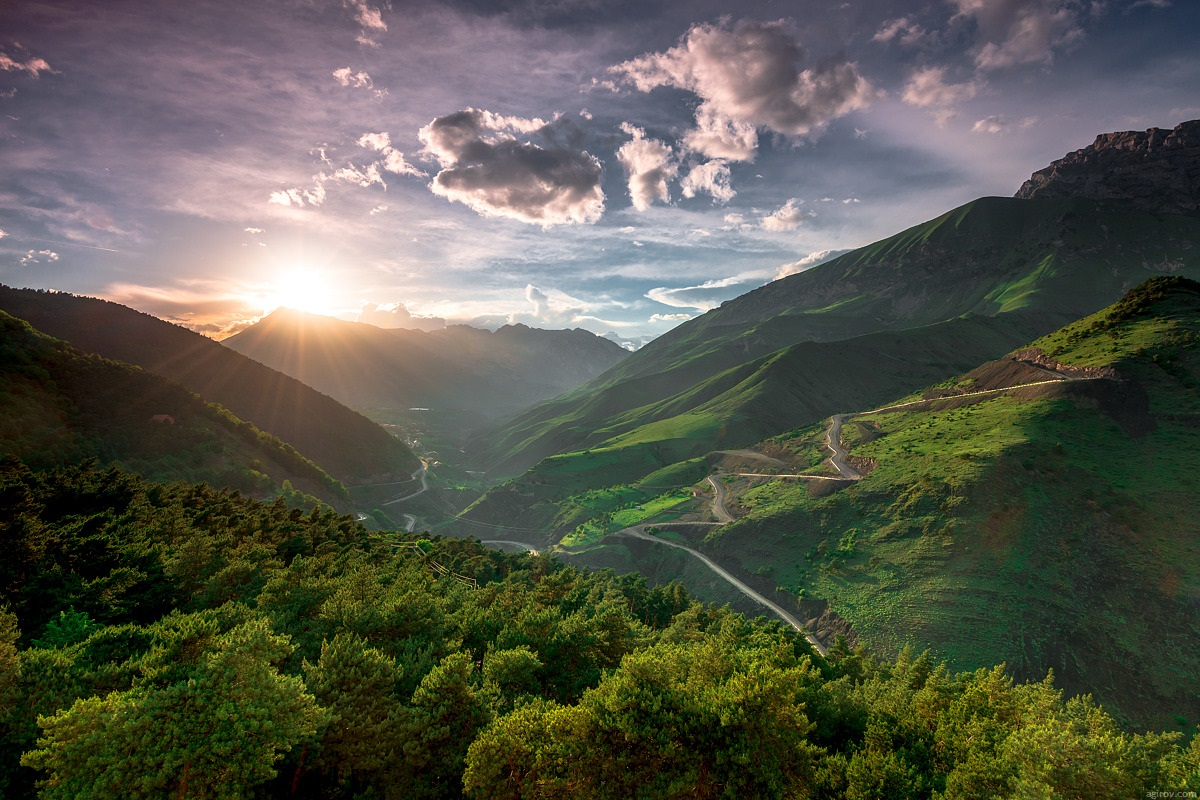 Nature of Ingushetia: Picturesque landscapes of the Republic - 53