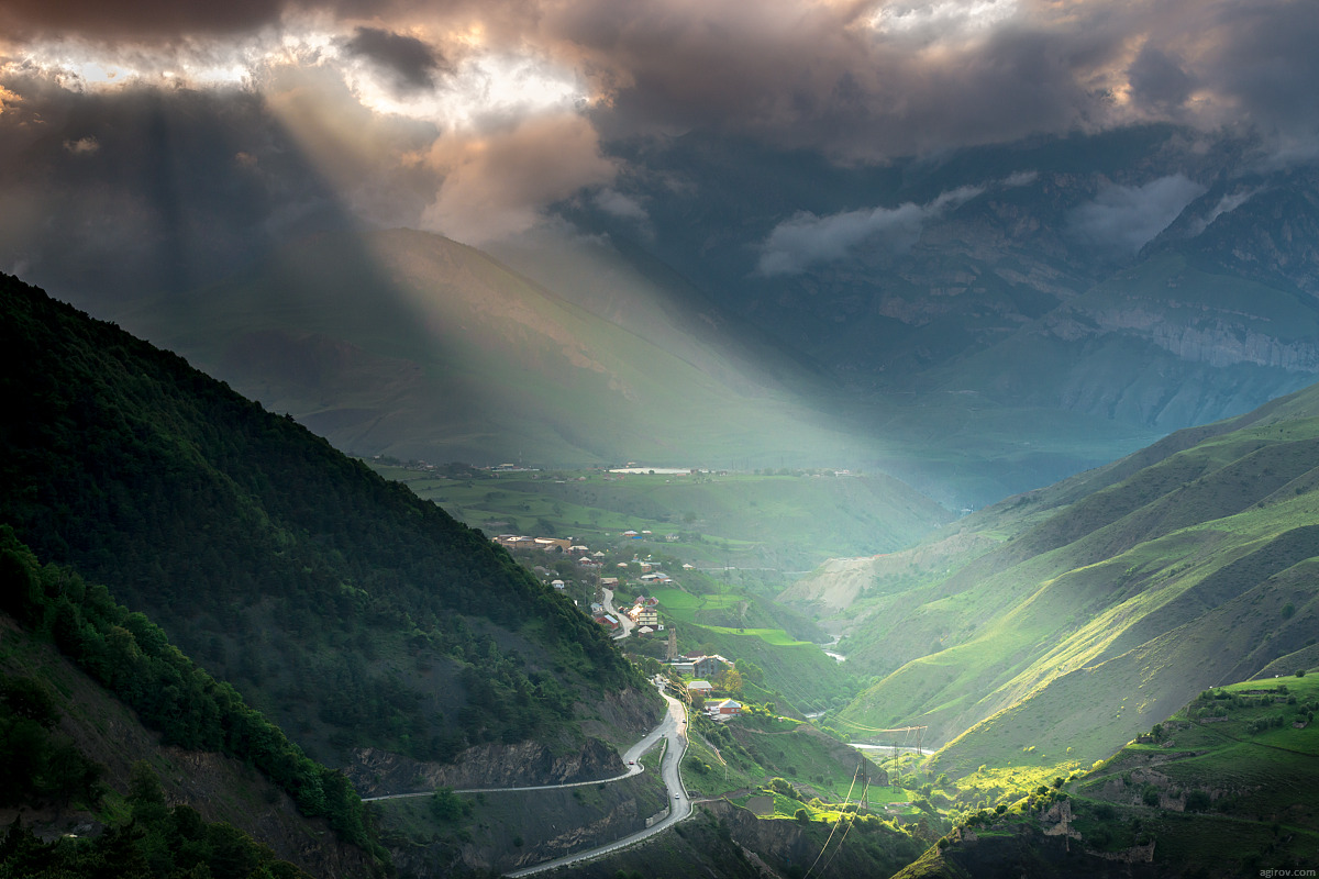 Nature of Ingushetia: Picturesque landscapes of the Republic - 54