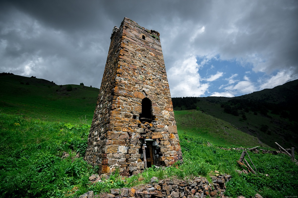 Nature of Ingushetia: Picturesque landscapes of the Republic - 57
