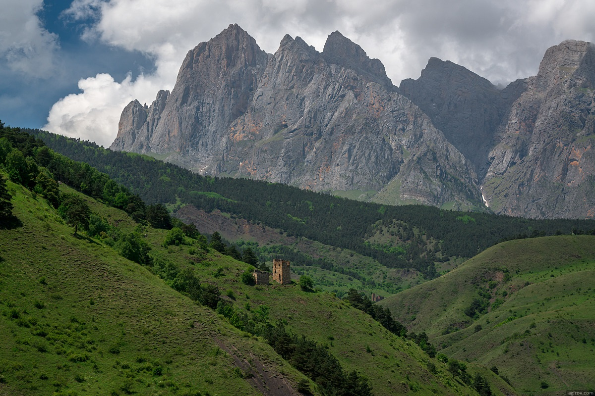 Nature of Ingushetia: Picturesque landscapes of the Republic - 60