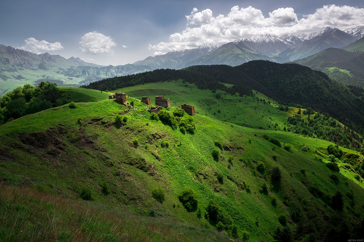 Nature of Ingushetia: Picturesque landscapes of the Republic - 64