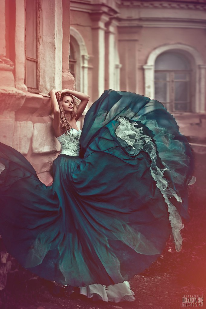 Feminine photos by a fashion photographer Svetlana Belyaeva - 22