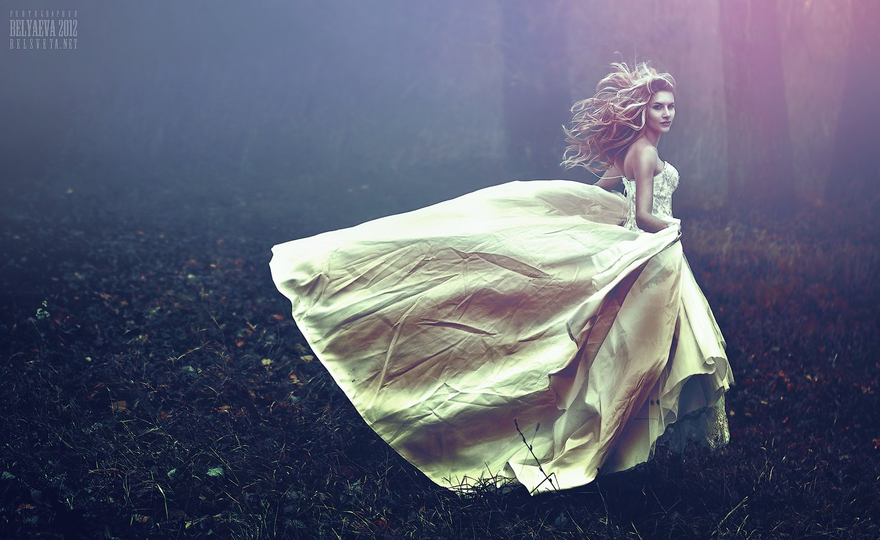 Feminine photos by a fashion photographer Svetlana Belyaeva - 34