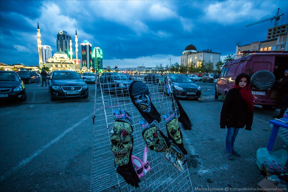 Modern Grozny: Walking around the capital city of Chechen Republic - 19