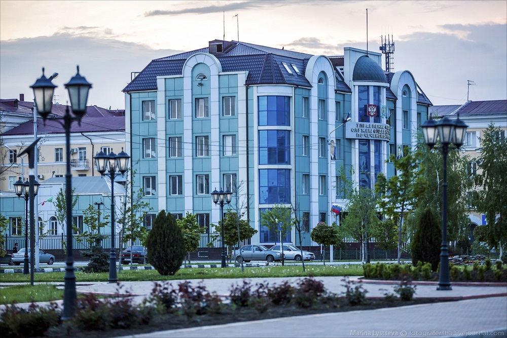 Modern Grozny: Walking around the capital city of Chechen Republic - 03