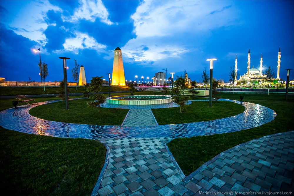 Modern Grozny: Walking around the capital city of Chechen Republic - 60