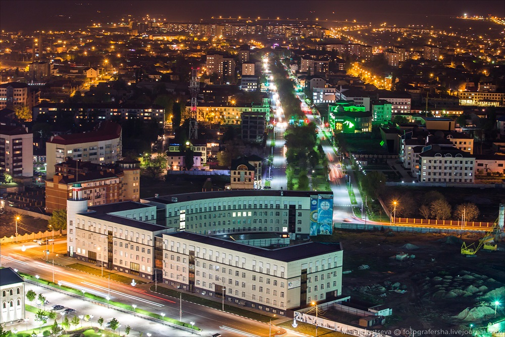 Modern Grozny: Walking around the capital city of Chechen Republic - 66