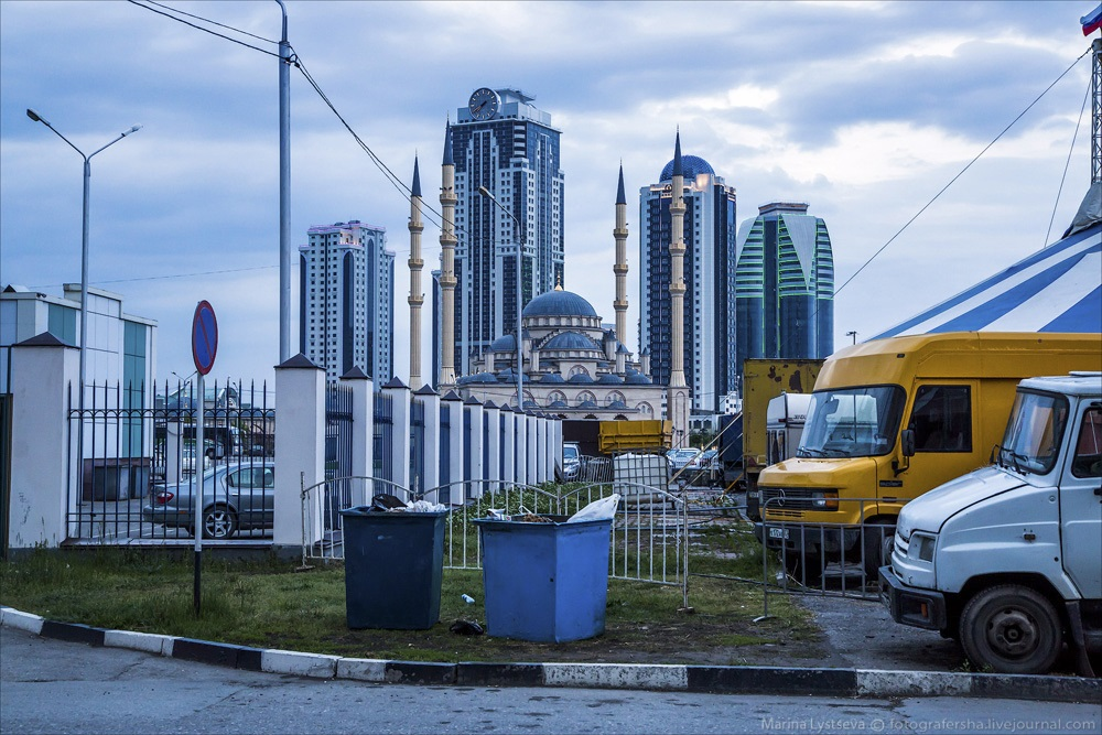 Modern Grozny: Walking around the capital city of Chechen Republic - 09