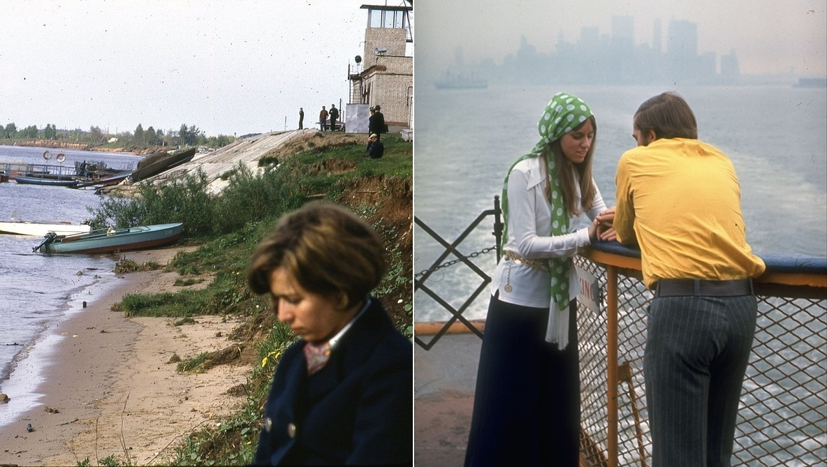 Moscow vs New York: Comparison of two big cities 45 years ago - 20