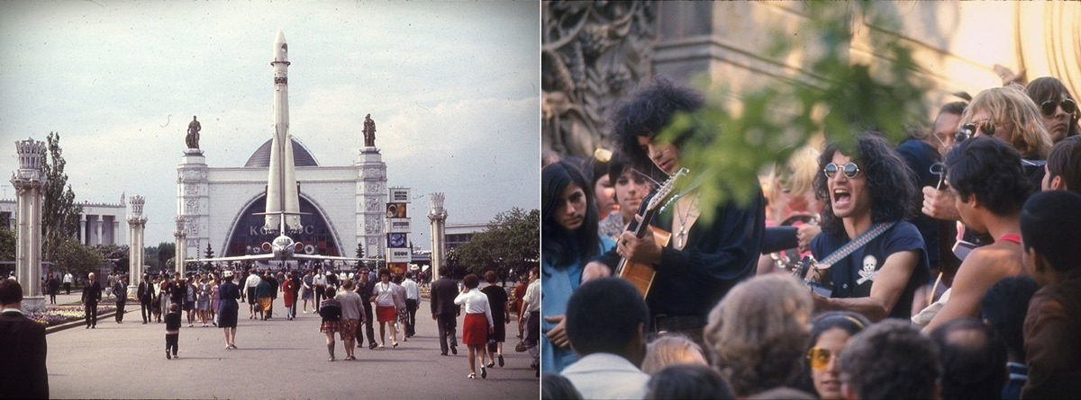 Moscow vs New York: Comparison of two big cities 45 years ago - 22