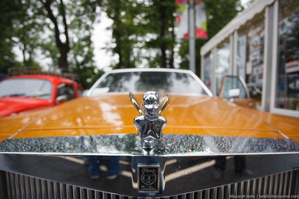 Retro Fest: 3rd festival of retro cars and antiques in Sokolniki Park - 03