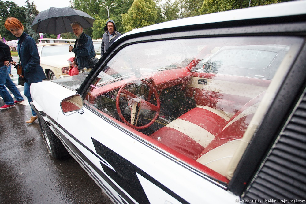 Retro Fest: 3rd festival of retro cars and antiques in Sokolniki Park - 34