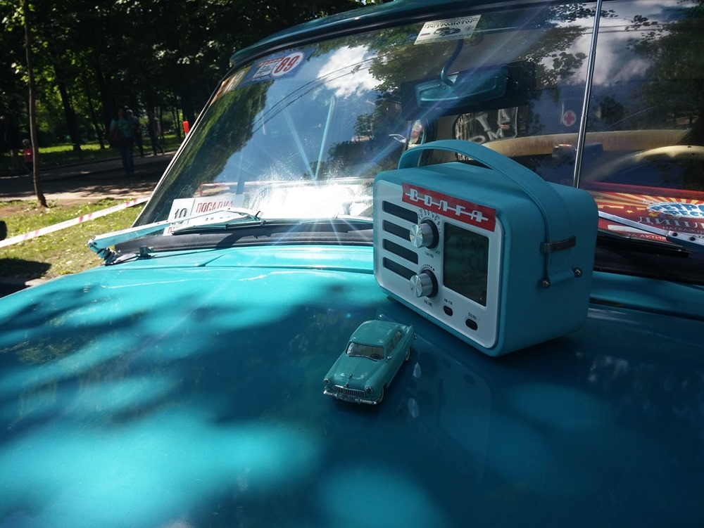 Retro Fest: 3rd festival of retro cars and antiques in Sokolniki Park - 46