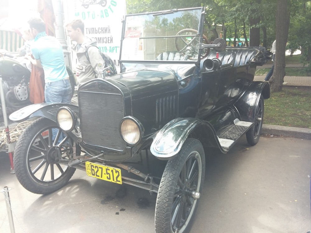 Retro Fest: 3rd festival of retro cars and antiques in Sokolniki Park - 48