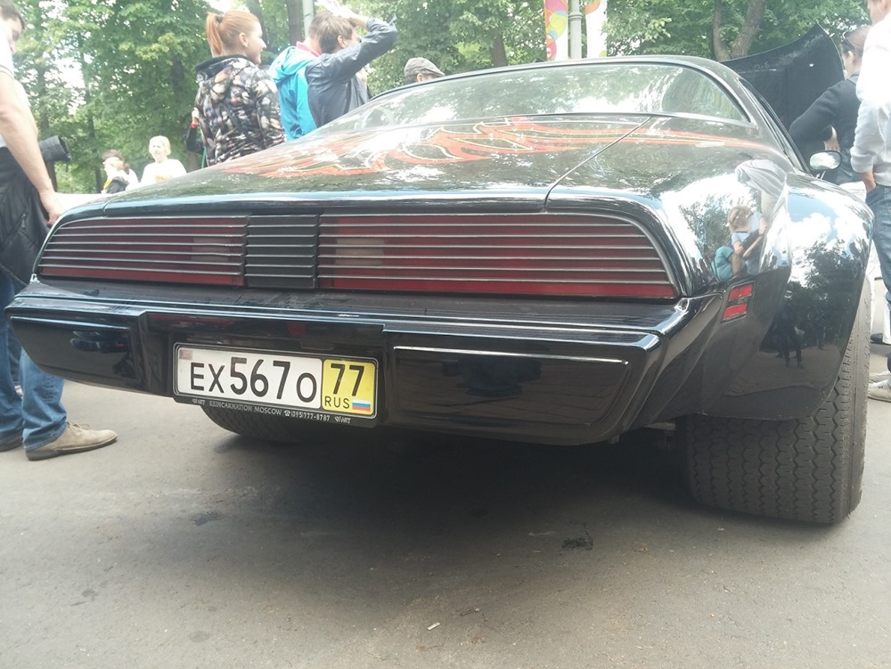 Retro Fest: 3rd festival of retro cars and antiques in Sokolniki Park - 50
