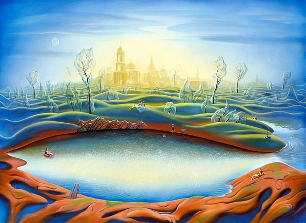 Russian Salvador Dali: Surrealistic paintings by Vladimir Kush - 14