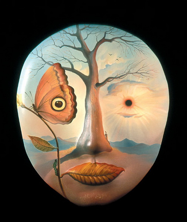 Russian Salvador Dali: Surrealistic paintings by Vladimir Kush - 15