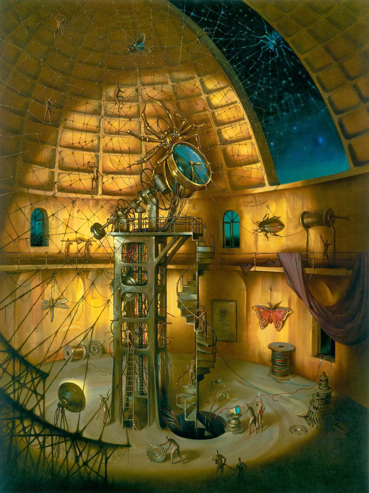 Russian Salvador Dali: Surrealistic paintings by Vladimir Kush - 24