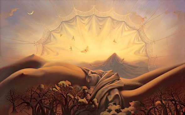 Russian Salvador Dali: Surrealistic paintings by Vladimir Kush - 27