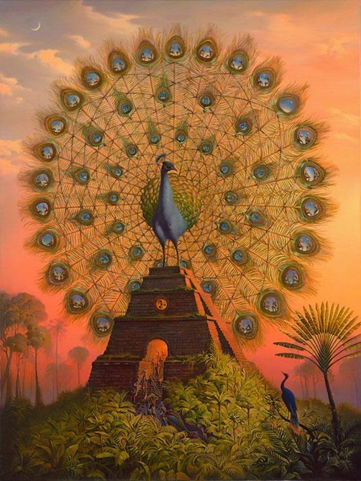 Russian Salvador Dali: Surrealistic paintings by Vladimir Kush - 32