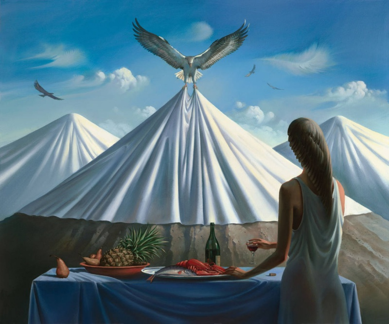 Russian Salvador Dali: Surrealistic paintings by Vladimir Kush - 39