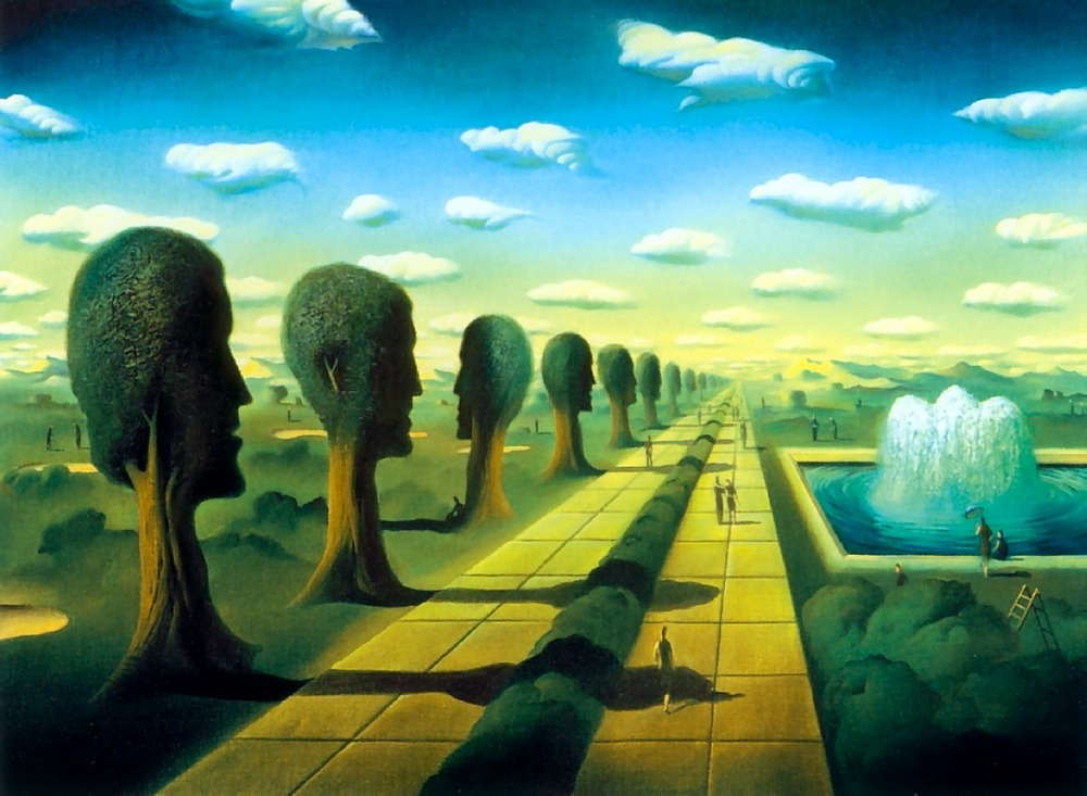Russian Salvador Dali: Surrealistic paintings by Vladimir Kush - 04