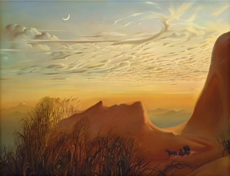 Russian Salvador Dali: Surrealistic paintings by Vladimir Kush - 40