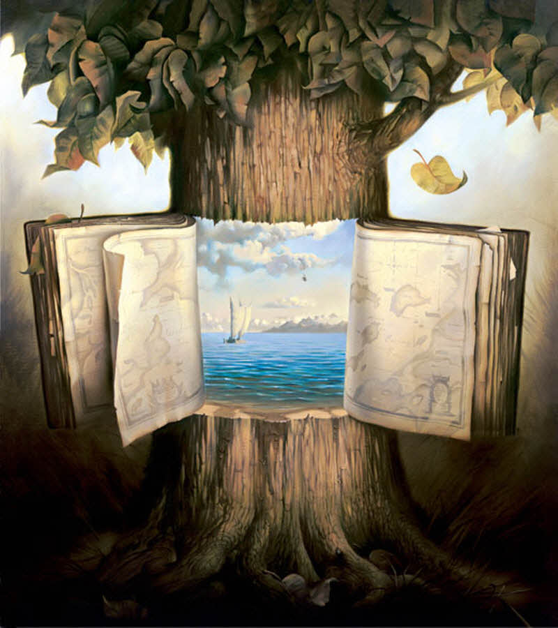 Russian Salvador Dali: Surrealistic paintings by Vladimir Kush - 42