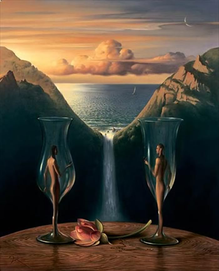 Russian Salvador Dali: Surrealistic paintings by Vladimir Kush - 44