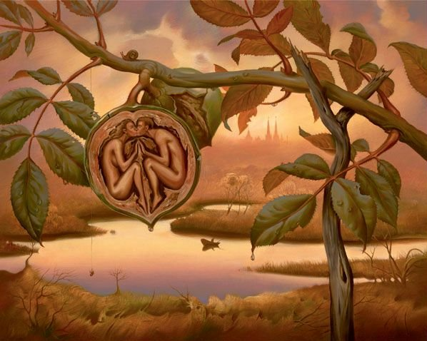 Russian Salvador Dali: Surrealistic paintings by Vladimir Kush - 46