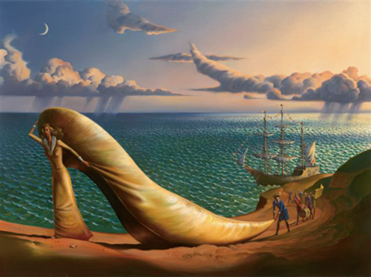 Russian Salvador Dali: Surrealistic paintings by Vladimir Kush - 47
