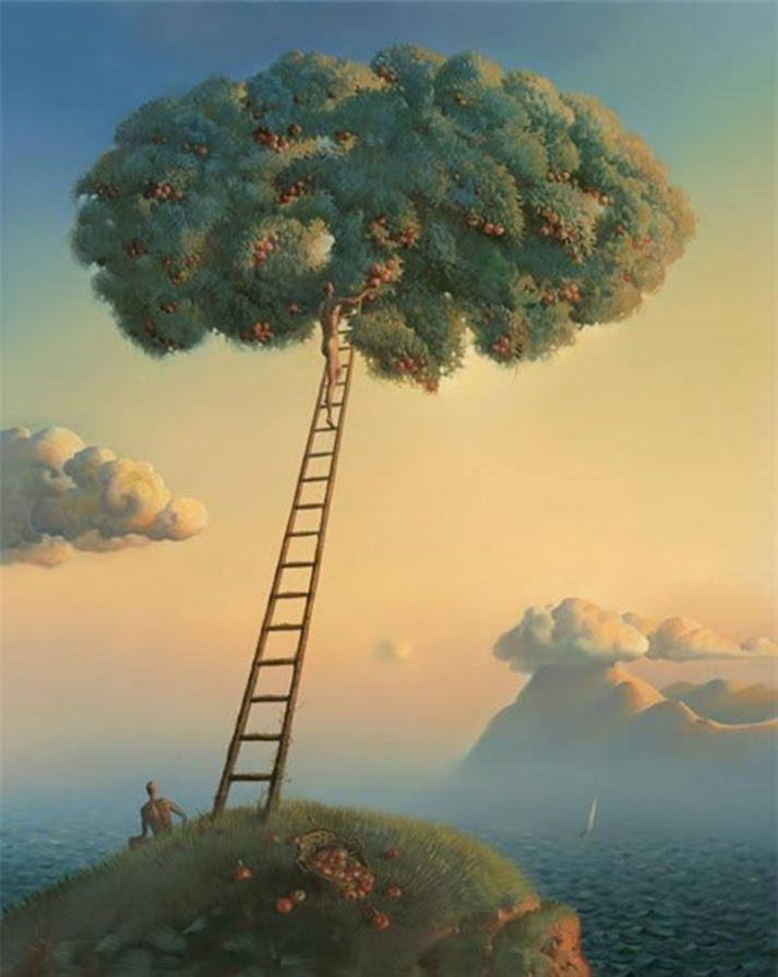 Russian Salvador Dali: Surrealistic paintings by Vladimir Kush - 48