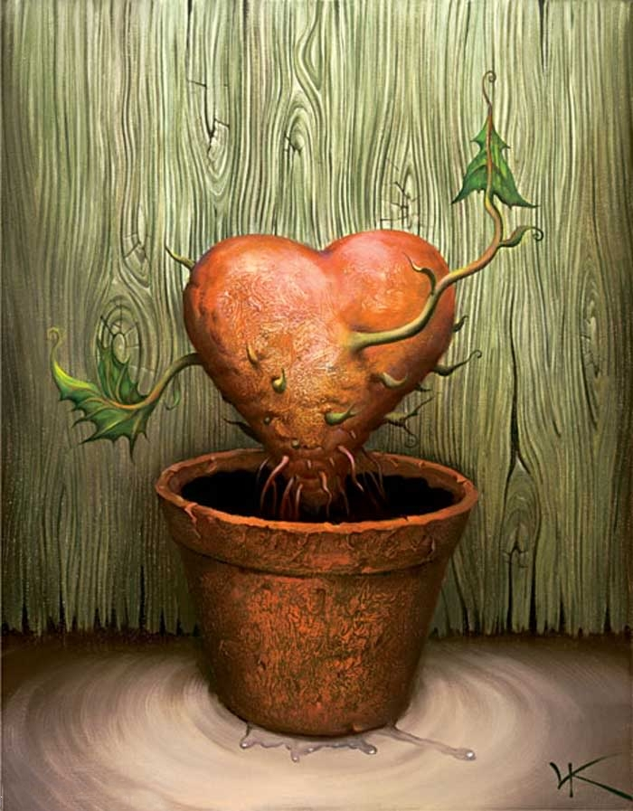 Russian Salvador Dali: Surrealistic paintings by Vladimir Kush - 52