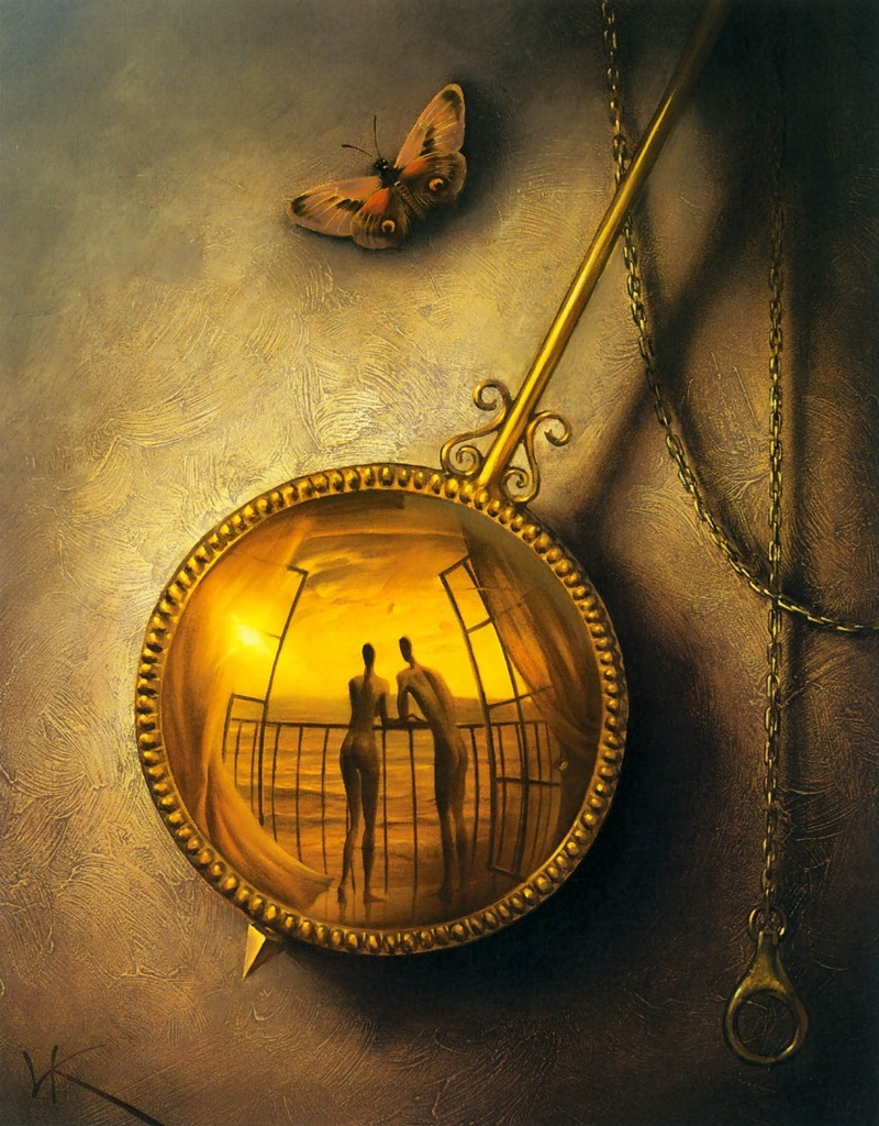 Russian Salvador Dali: Surrealistic paintings by Vladimir Kush - 55