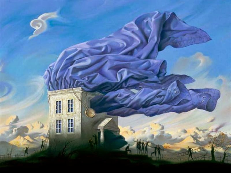 Russian Salvador Dali: Surrealistic paintings by Vladimir Kush - 59