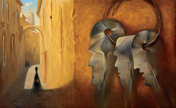 Russian Salvador Dali: Surrealistic paintings by Vladimir Kush - 62