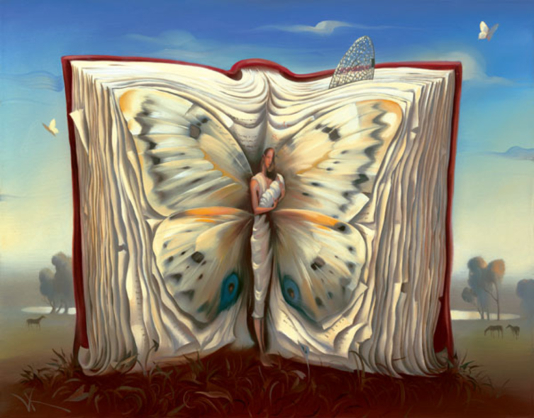 Russian Salvador Dali: Surrealistic paintings by Vladimir Kush - 66