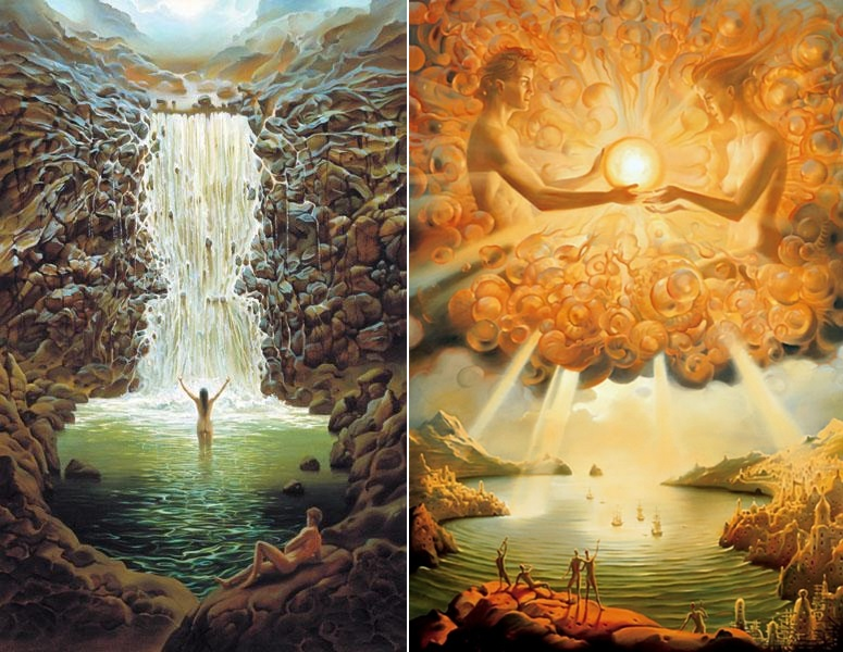 Russian Salvador Dali: Surrealistic paintings by Vladimir Kush - 08
