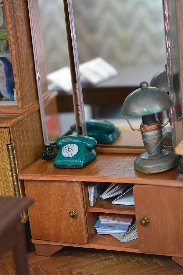 Soviet Russia in miniature: A model of a grandma's flat from 1970s - 16