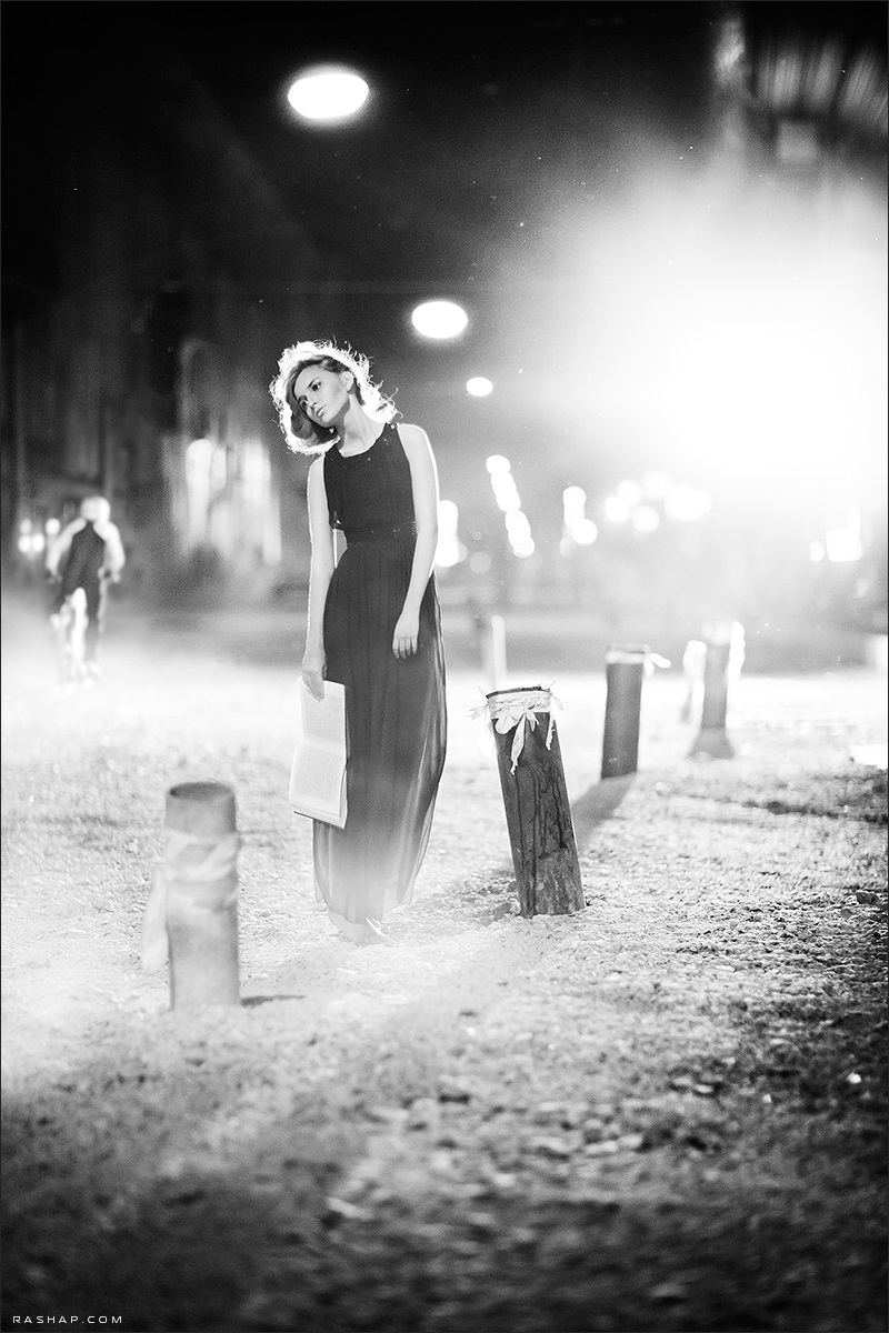 Charming black & white pictures by a photographer Ilya Rashap - 25