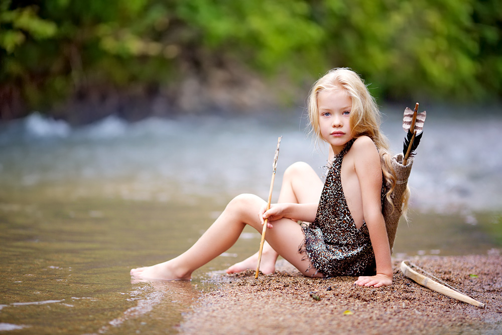 Children's happiness: Photos of lovely kids by Svetlana Kvashina - 01