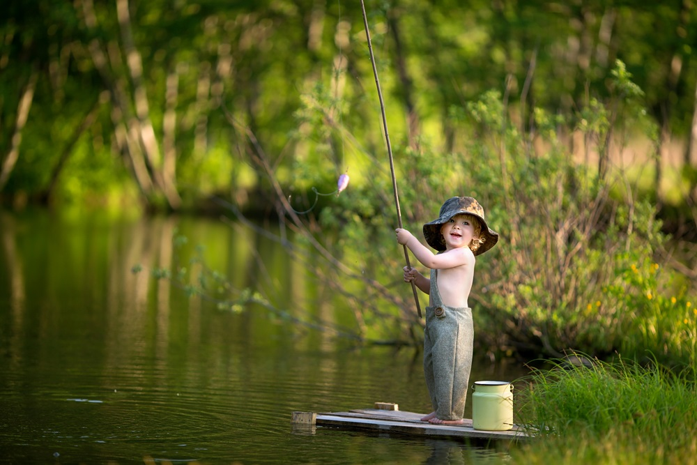 Children's happiness: Photos of lovely kids by Svetlana Kvashina - 23