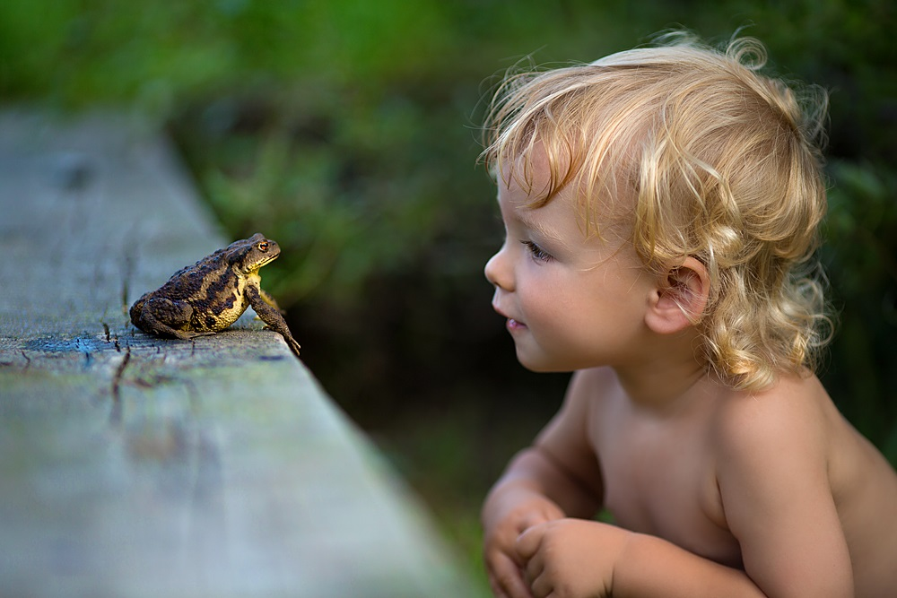 Children's happiness: Photos of lovely kids by Svetlana Kvashina - 24
