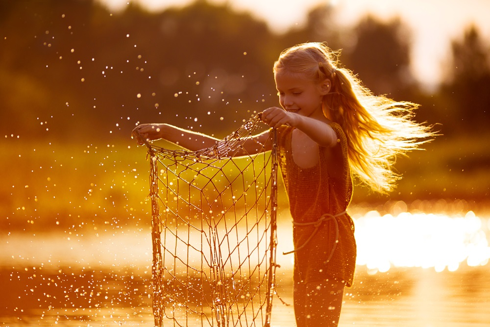 Children's happiness: Photos of lovely kids by Svetlana Kvashina - 26
